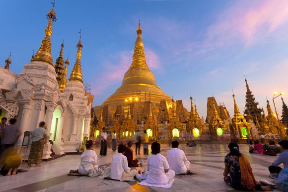 Sail to the heart of exotic Asia